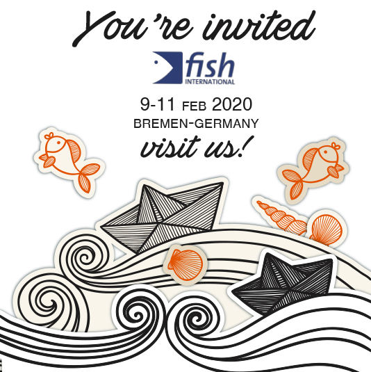 Nos vemos en la Fish International de Bremen - See you at the Fish International in Bremen