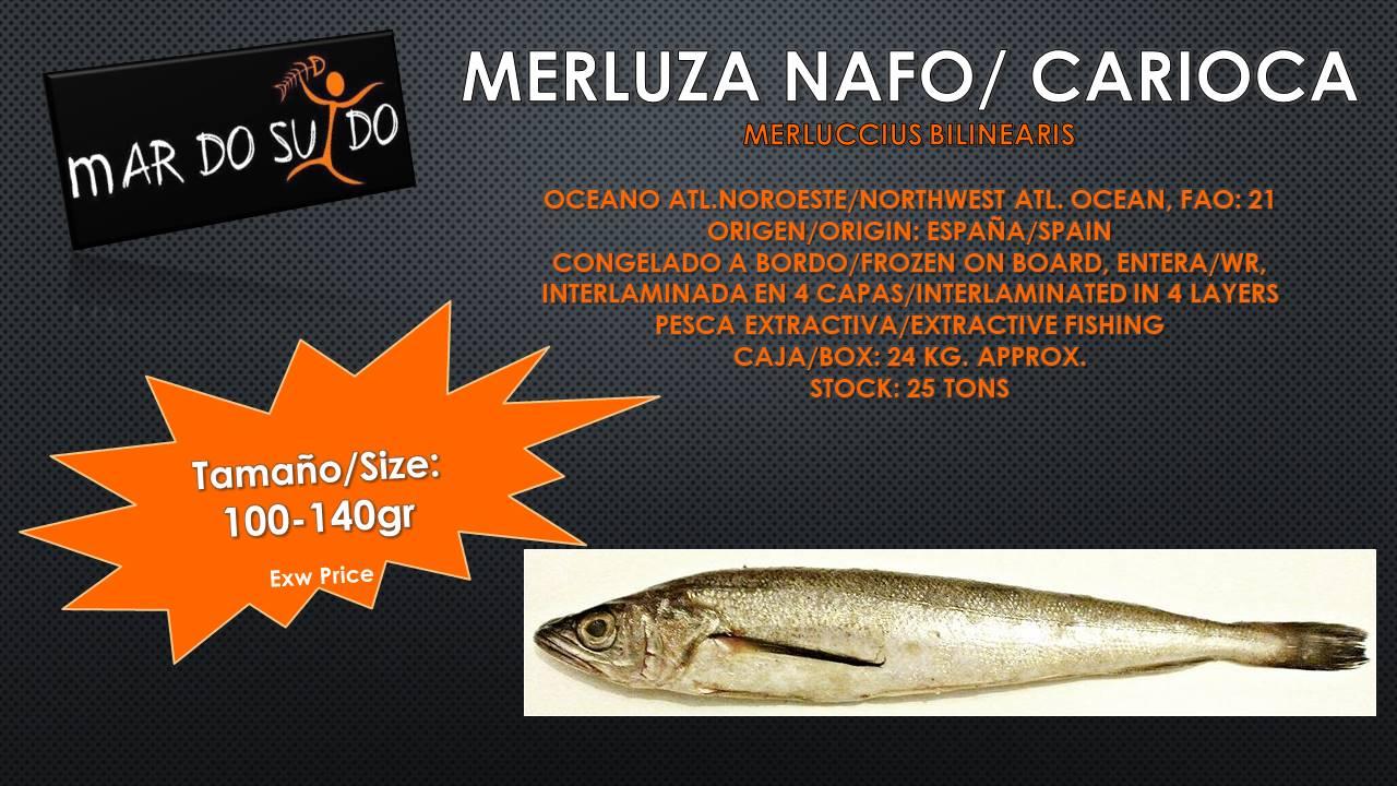 Oferta Destacada Merluza Nafo - Carioca /Special Offer